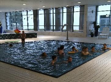 aufsichtspersonen schwimmen kinder